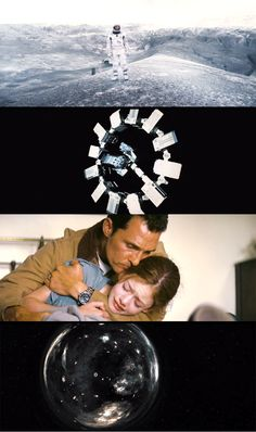 """""""Interstellar."""" Christopher Nolan sure knows how to move me emotionally with his stories."""