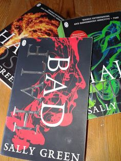 A Reader's Perspective: HALF BAD Trilogy by Sally Green @Sa11eGreen