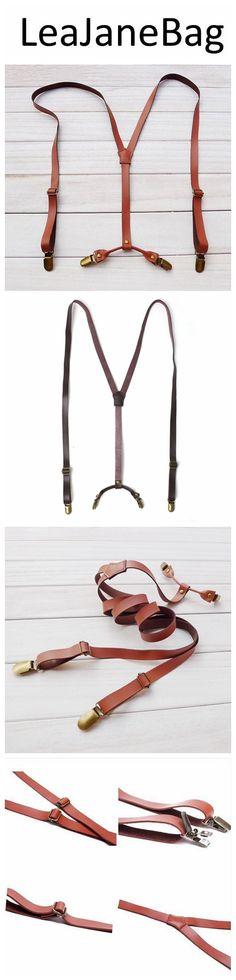 65 ideas vintage men suspenders brown for 2019 Groomsmen Suspenders, Leather Suspenders, Wedding Suspenders, Backpack Purse, Satchel Bag, Clutch Purse, Crossbody Bags, Tote Bag, Wedge Wedding Shoes