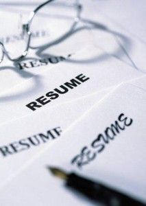 Tips on building your resume