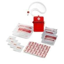 Promotional Waterproof first aid kit (Item: W4V6475) from £1.57 plain or branded by Water4Fish - Promotional Products & Items