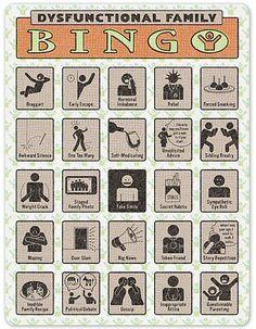 Festivus 2011... bingo style.