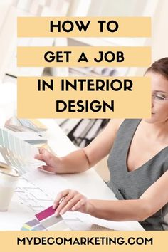 How to get a job in interior design with advice from industry experts at every level. How to present portfolios, resumes and CVs and excel at interview skills to land your dream design job #interiordesign #interiors #interiordesignmarketing #interiordesigncareers #mydecomarketing Interior Blogs, Luxury Interior, Interior Inspiration, Interview Skills, Interior Design Business, Design Blogs, Build Your Brand, Social Media Tips, Content Marketing