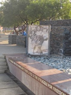 Memorial to Hector Pieterson, in front of the Hector Pieterson Memorial Museum,SOWETO