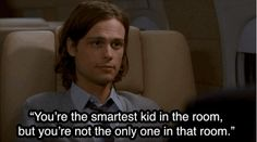 5. When he put Reid in his place. - Criminal Minds - CBS.com