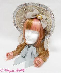 Angelic Pretty Antoinette Decorationボンネット