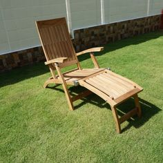 Useful Outdoor Steamer Chairs