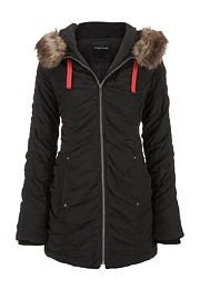 Ruched anorak jacket with faux fur trim - http://maurices.com http://v.downjackettoparea.com Cannadagoose JACKETS is on clearance sale, the world lowest price. --The best Christmas gift $169