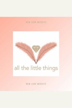 Check out our new look website! Little Things, Jewelry Collection, New Look, Fashion Jewelry, Bangles, Jewellery, Website, Check, Earrings