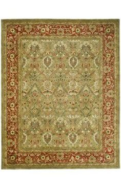 Safavieh Persian Legend PL819 Moss Rug | Traditional Rugs