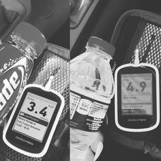 My before and after workout. Hypo pre drank 300ml lucozade and took one glucose tablet. Not too bad!!  #diabetes #diabeticproblems #diabetic #type1 #insulin #glucose #glucosetest #sugar #hypo #low #workout #cardio #lucozade #water #goals #progress #happy #run #goals #aimhigh #diabetessucks #diabetesawareness #cukrzyca by sndd23