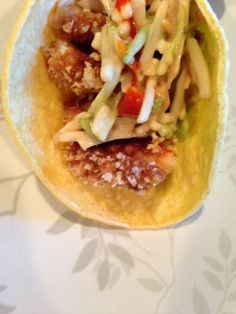 Recipe: Asian Chicken Tacos ~ Trendy Mom Reviews #Recipes #Asian #Chicken #Tacos