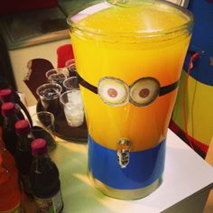 Minion party drink