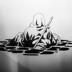 #drawing #ink #immortal