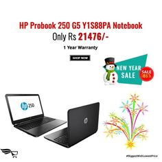Top Branded Laptops available in New Year Sale #BiggestWishLowestPrice so Don't Delay Buy today
