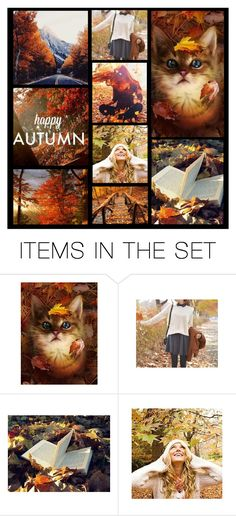 """""""autumn"""" by heartandsoul ❤ liked on Polyvore featuring art"""