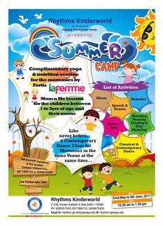 #SummerCamp