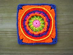 Ravelry: cajunflower23's Circles of the Sun - Mystery CAL 2015