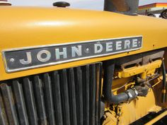 John Deere sign off of JD400.This is what every piece of JD construction equipment when coming from factory.This practice ended in 1981