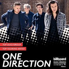 The BBMAs are tonight! The boys are up for two nominations!