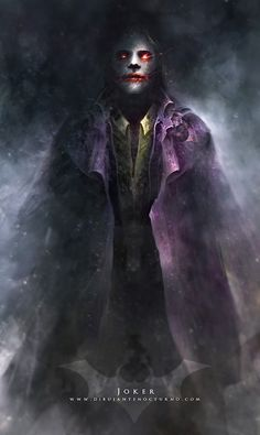Joker by Francisco Garcés