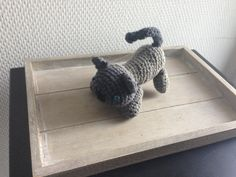 Maia is ready for a new home by CroKitts on Etsy, €50.00