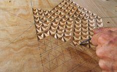 artesanía tope y cuña: Talla en madera paso a paso [FOTOS]