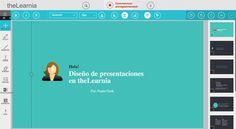 theLearnia: Crear lecciones en video gratis
