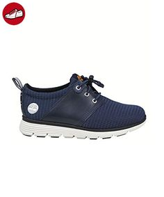 Classic Boat 2 Eyewhite Mystic, Chaussures Bateau Homme, Blanc (White Mystic), 45.5 EUTimberland