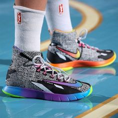 separation shoes ddaf5 5eb7f  SoleWatch    Courtney Vandersloot wearing the  BETRUE Nike Zoom HyperRev.   Irving