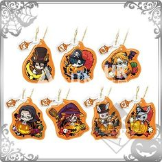 "Black Butler - ""Ichiban Kuji - The Butler in Disguise"" Charm Keystrap (H Prize)"