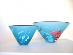 Keith Mahy Glass, inspirational work