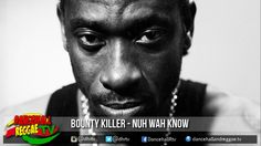 Bounty Killer - Nuh Wah Know {Raw}  ▶Game Changer Riddim ▶Studio Vybz ▶D...