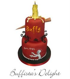 This needs to be listed as Freaking Awesome! - Buffy Cake