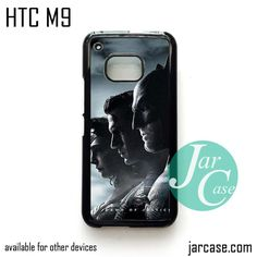 Batman V Superman poster Phone Case for HTC One M9 case and other HTC Devices