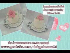 Lembrancinha de casamento Mine bolo - YouTube