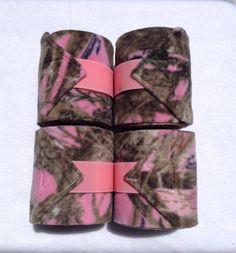 4 Pink Camo Polo Wraps on Etsy, $23.91