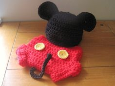 Mickey Mouse bottoms for bottoms only does not include by LadyHudd, $20.00