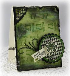 Shamrocking VLV by Vervegirl - Cards and Paper Crafts at Splitcoaststampers