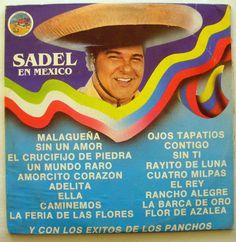 ALFREDO SADEL EN MEXICO Y CON LOS EXITOS DE LOS PANCHOS VOL. 1 & 2  Double LP #Merengue