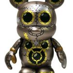 Steam Park Metal Mickey by Mike Sullivan from The Steam Park Set.