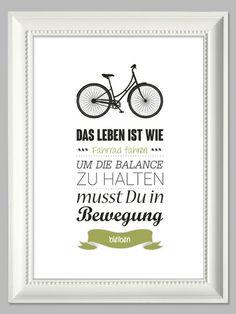 bernhard beierg lein das leben ist wie fahrrad fahren. Black Bedroom Furniture Sets. Home Design Ideas