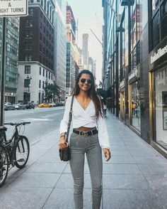 """48.1k Likes, 421 Comments - Emelie Natascha Lindmark (@emitaz) on Instagram: """"#nyc ❤️ Already missing this busy city!"""""""