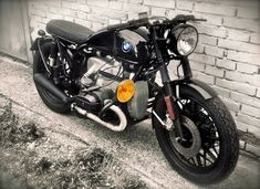 Bmw R65 Brat Style by BR Moto, Bologna #motorcycles #motos | caferacerpasion.com