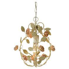 Found it at Joss & Main - Ramblin Rose 1 Light Mini Chandelier