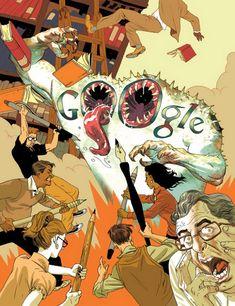 Asaf and Tomer Hanuka Illustration art Comics Art And Illustration, Illustrations, Tomer Hanuka, Animation, Comic Book Artists, Comic Artist, Comic Strips, New Art, Art Reference