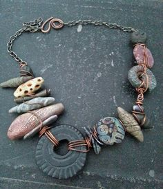 Polymer Clay Conversations: Staci Louise Smith