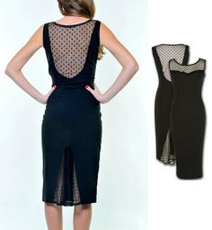 Cry Danger Illusion Dress by Lucky 13 - SALE  sz L, XL & 2X only