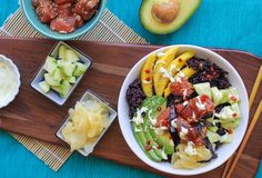 Make your own delicious and restaurant-quality poke bowl at home with these fuss-free and health-giving poke bowl recipes.