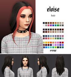 eloise hair | evoxyr on Patreon
